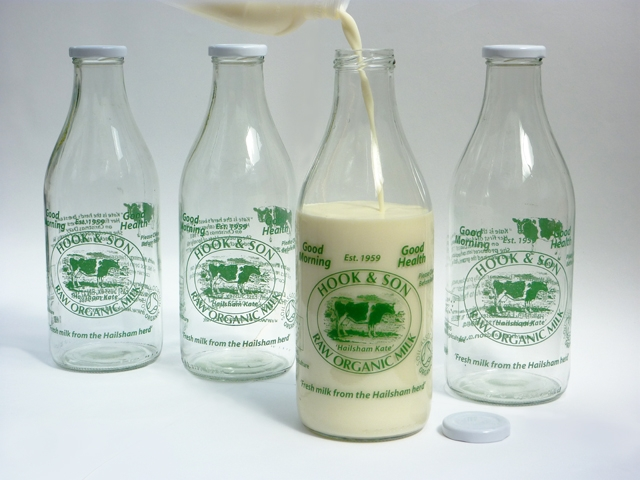Litre Glass Bottles With Lids